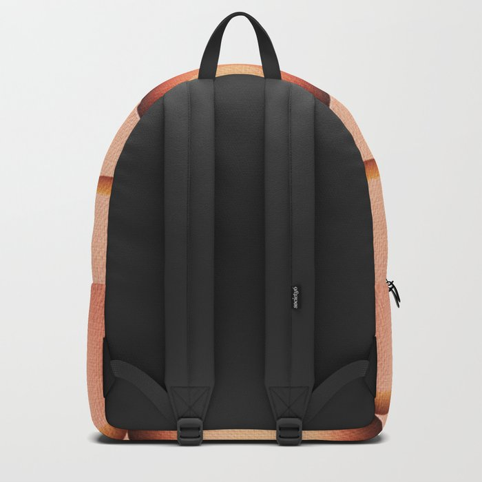 A Fish Tail Backpack