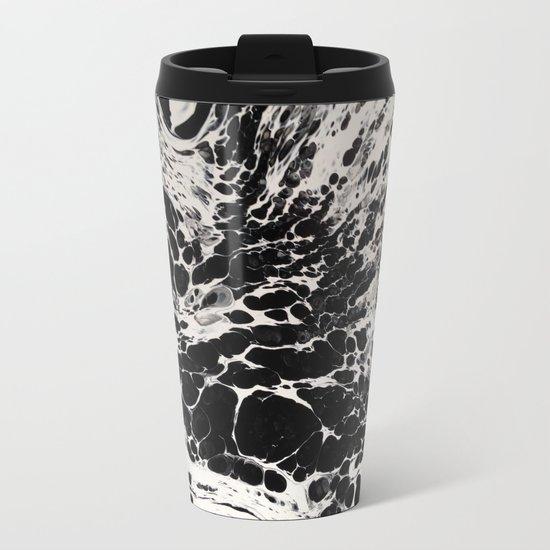 Ghost Metal Travel Mug