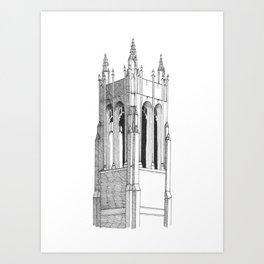 Barbelin Art Print