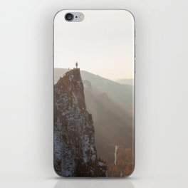 In the end iPhone Skin