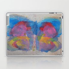 Pastel Ice Cream Butterfly Laptop & iPad Skin