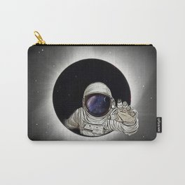 Black Hole Astronaut Carry-All Pouch