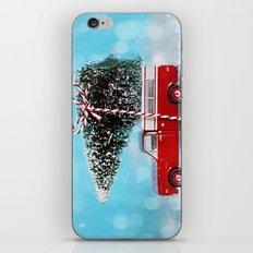 Chevy Christmas iPhone & iPod Skin