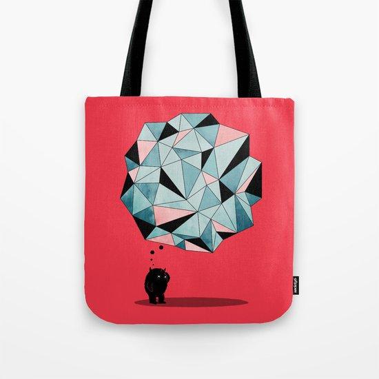 The Pondering Tote Bag