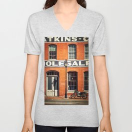 Historical Richmond Unisex V-Neck