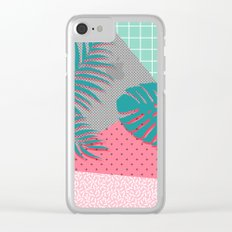 Santa Monica #society6 #decor #buyart Clear iPhone Case