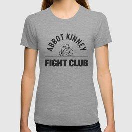 Abbot Kinney Fighting Club T-shirt