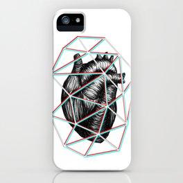 Captured Heart iPhone Case