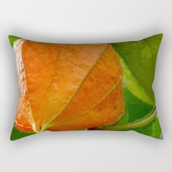 Physalis II Rectangular Pillow