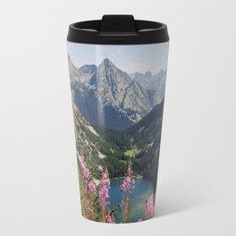 Cascade Summer Wildflowers Travel Mug