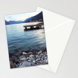 Shores of Lake Garda Stationery Cards