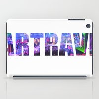 artrave iPad Cases featuring artRAVE Venus by ARTPOPdesigns