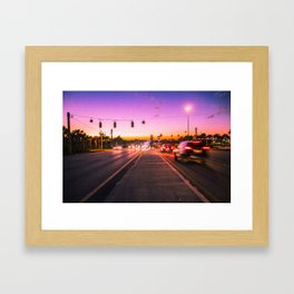 (FLAWda)xGRIFFIN Framed Art Print