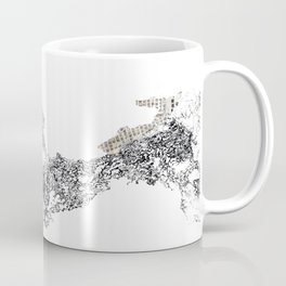 floating world #04 Coffee Mug