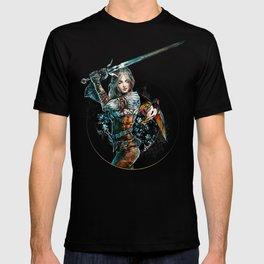 Ciri - The Witcher Wild Hunt T-shirt