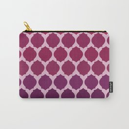Morocco- Purple&Pink Carry-All Pouch