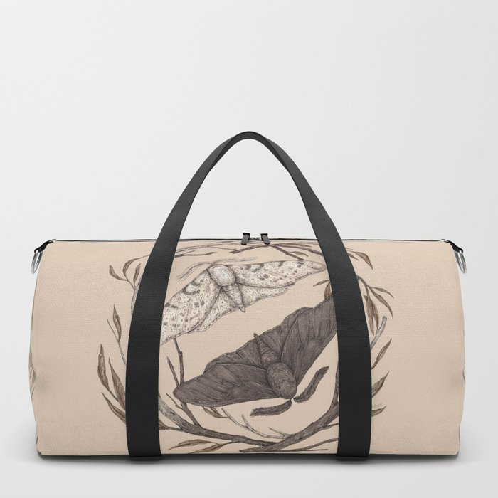 Peppered Moths Duffle Bag