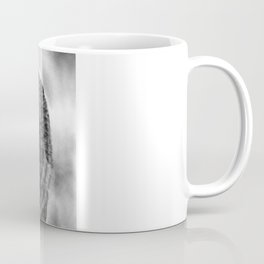 Evolution: Great Gray Owl Coffee Mug