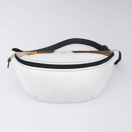 Plotting A Murder - Writer And Author Fanny Pack
