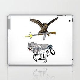 OWL WOLF ALLIANCE 3 Laptop & iPad Skin
