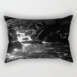 Shadow of The Mountain Rectangular Pillow