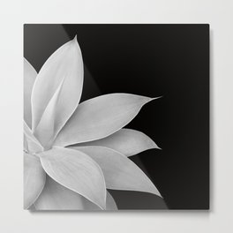 Agave Finesse #2 #tropical #decor #art #society6 Metal Print