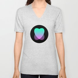 Two Hearts VI Unisex V-Neck