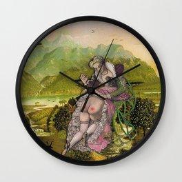me versus the universe Wall Clock