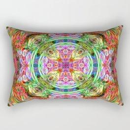 Mandala Bastet of Egypt Rectangular Pillow