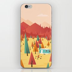 Go out iPhone & iPod Skin