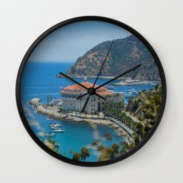 Catalina Island Casino Wall Clock