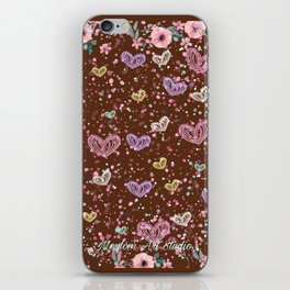 Flower Garden 3 iPhone Skin
