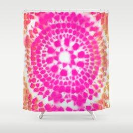 Scale Mandala 4 Shower Curtain