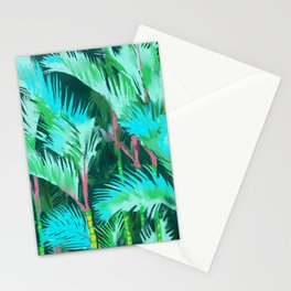 Palm Forest Stationery Cards