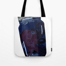 Little Octopus - Digital Colour Tote Bag