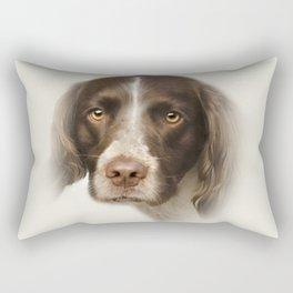 English Springer Spaniel Rectangular Pillow