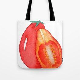 red grape tomato Tote Bag