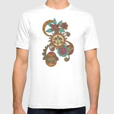 My sunshine Mens Fitted Tee SMALL White