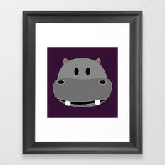 Frank's Mugshot Framed Art Print
