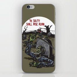 The South Shall Rise Again iPhone Skin