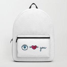 Eye Heart You Backpack