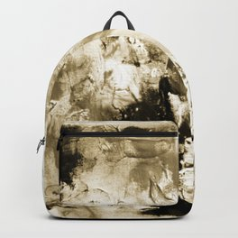 Vintage Abstract Backpack