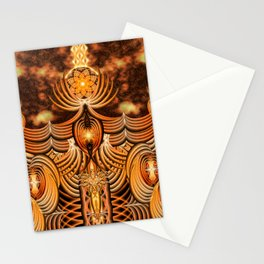 The Nexus Temple Stationery Cards