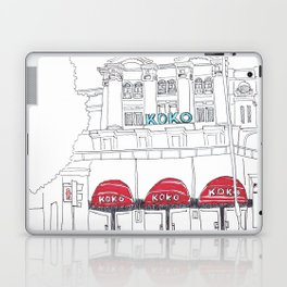 KOKO in London Laptop & iPad Skin
