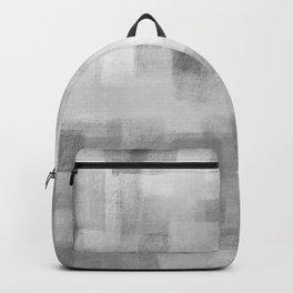 Grey Blocks Backpack