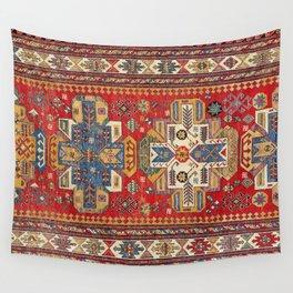 Daghestan Sumakh Northeast Caucasus Rug Print Wall Tapestry