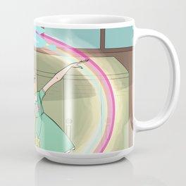 Star VS. Coffee Mug