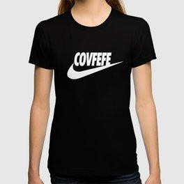 Covfefe [WHITE] T-shirt