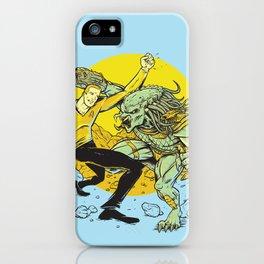BattleKirk Predactica iPhone Case