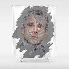 Michael Scott, The Office Shower Curtain